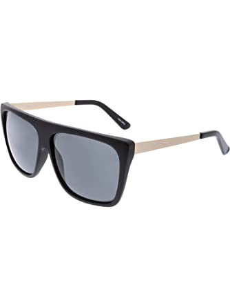 38acdfb6ed Amazon.com  Quay Australia OTL II Women s Sunglasses Oversized Square  Sunnies - Black Smoke  Quay  Clothing