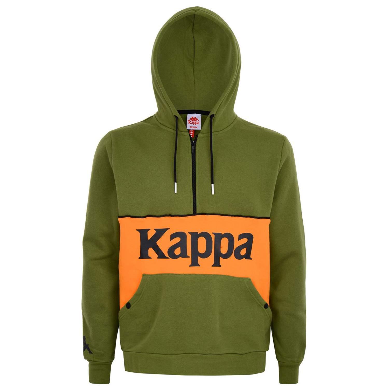 Kappa 304RM40 Felpa Uomo: Amazon.it: Abbigliamento