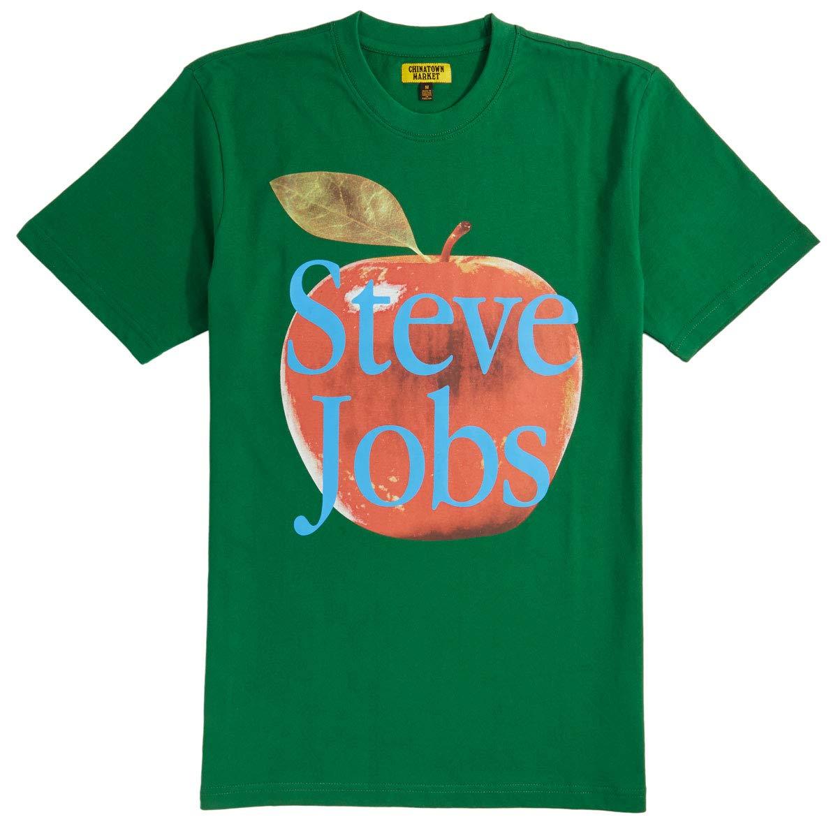 Chinatown Market Steve T-Shirt Green