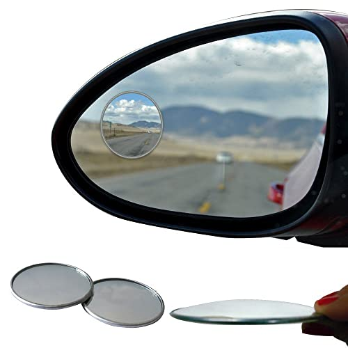 Essential Contraptions 4-Pack Blind Spot Mirror