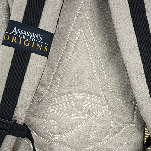 Assassins Creed Origins - Vintage Logo - XXL-Rucksack