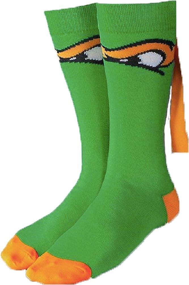 TMNT Ribbon Socks