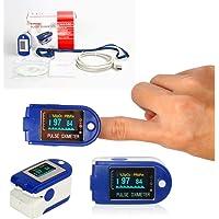CONTEC CMS50D Plus Oximetro de Pulso Monitor de Oxigenación Sanguínea SpO2