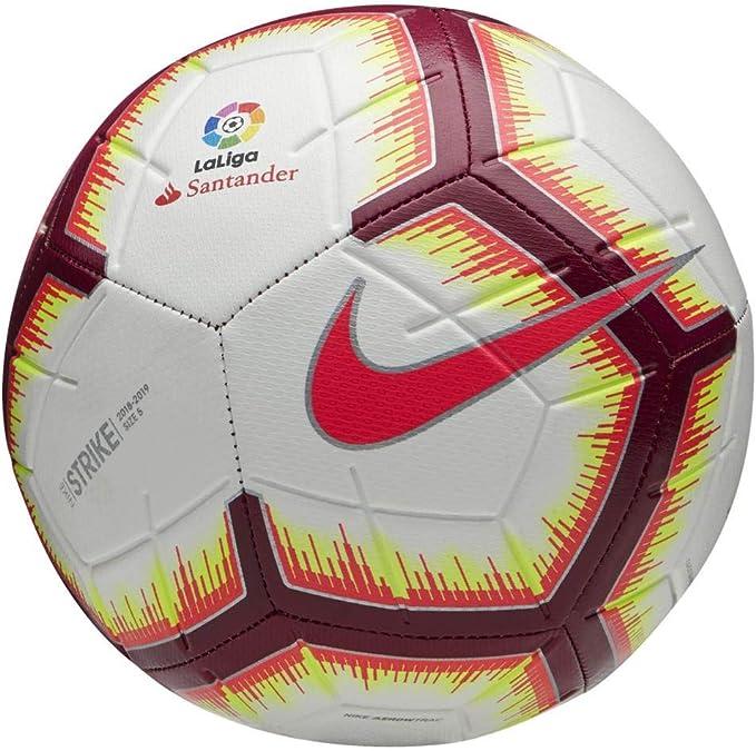 Desconocido Nike Ll Nk Strk Fa18 Balón, Adultos Unisex, Blanco ...
