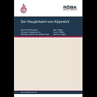 Der Hauptmann von Köpenick (German Edition)