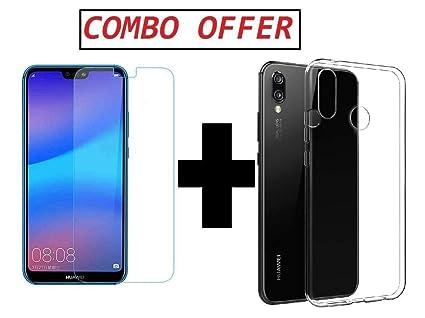 Prydz Huawei Nova 3i Case Cover [Protective + Anti Shock Proof CASE],  Huawei Nova 3i Dual Back Cover Case - Prydz Candy Silicon Case