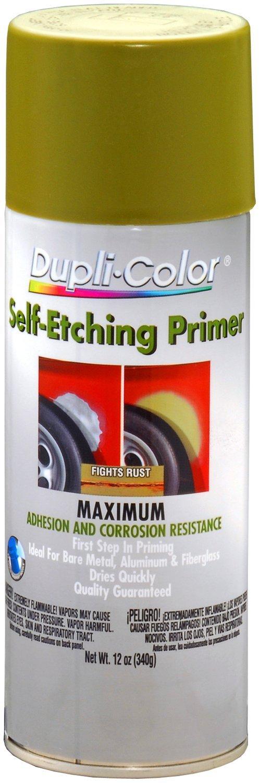 Dupli-Color (EDAP16907-6 PK Green Self-Etching Primer - 12 oz. Aerosol, (Case of 6)