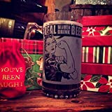 Rosie The Riveter, We can do it, Vintage, Beer stein, Custom Growler, Craft Beer, Growler, Brewer, Gifts for her, Engraved beer growler, Rosie