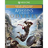 Assassin's Creed Odyssey Gold Steelbook Edition - Xbox One