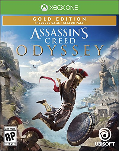 Assassin's Creed Odyssey - Gold Edition - Xbox One [Digital Code] by Ubisoft