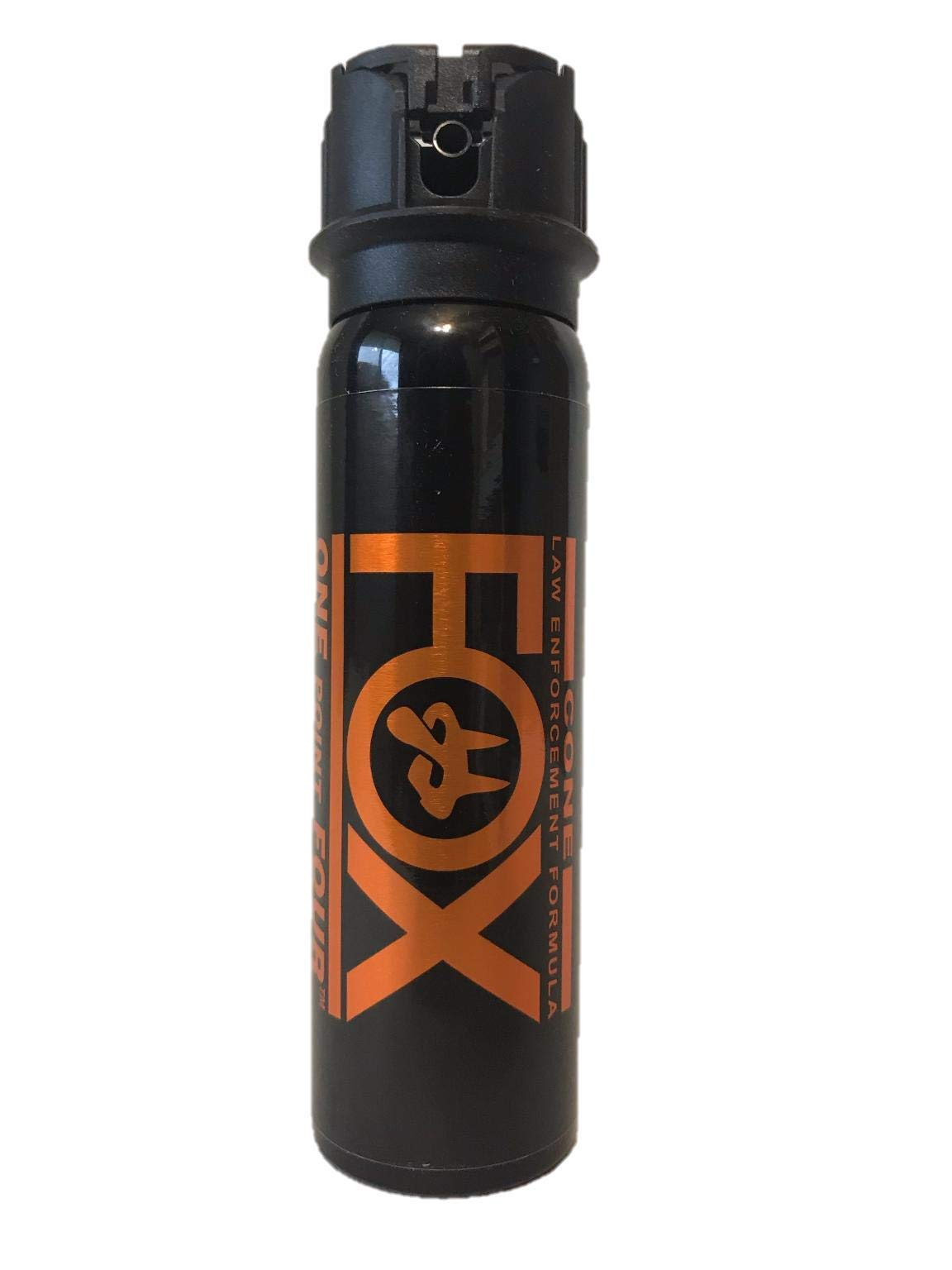 Fox Labs, One Point Four, 4% OC Pepper Spray- Flip Top Cone (4 oz) 44FTM by Fox Labs