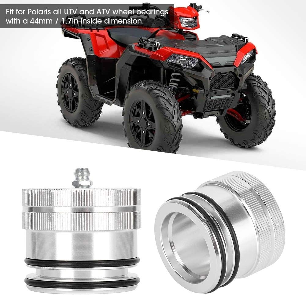 1.7in Enrilior Axle in Wheel Bearing Greaser Tool Fit Compatible with P-O-L-A-R-I-S UTV ATV 44mm