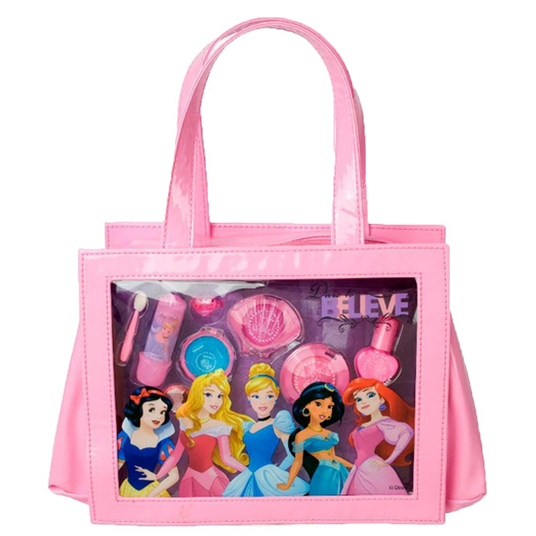 DISNEY Princess Her Royal Sweetness Coffret de Maquillage Sac à Main de Princesse 9604010