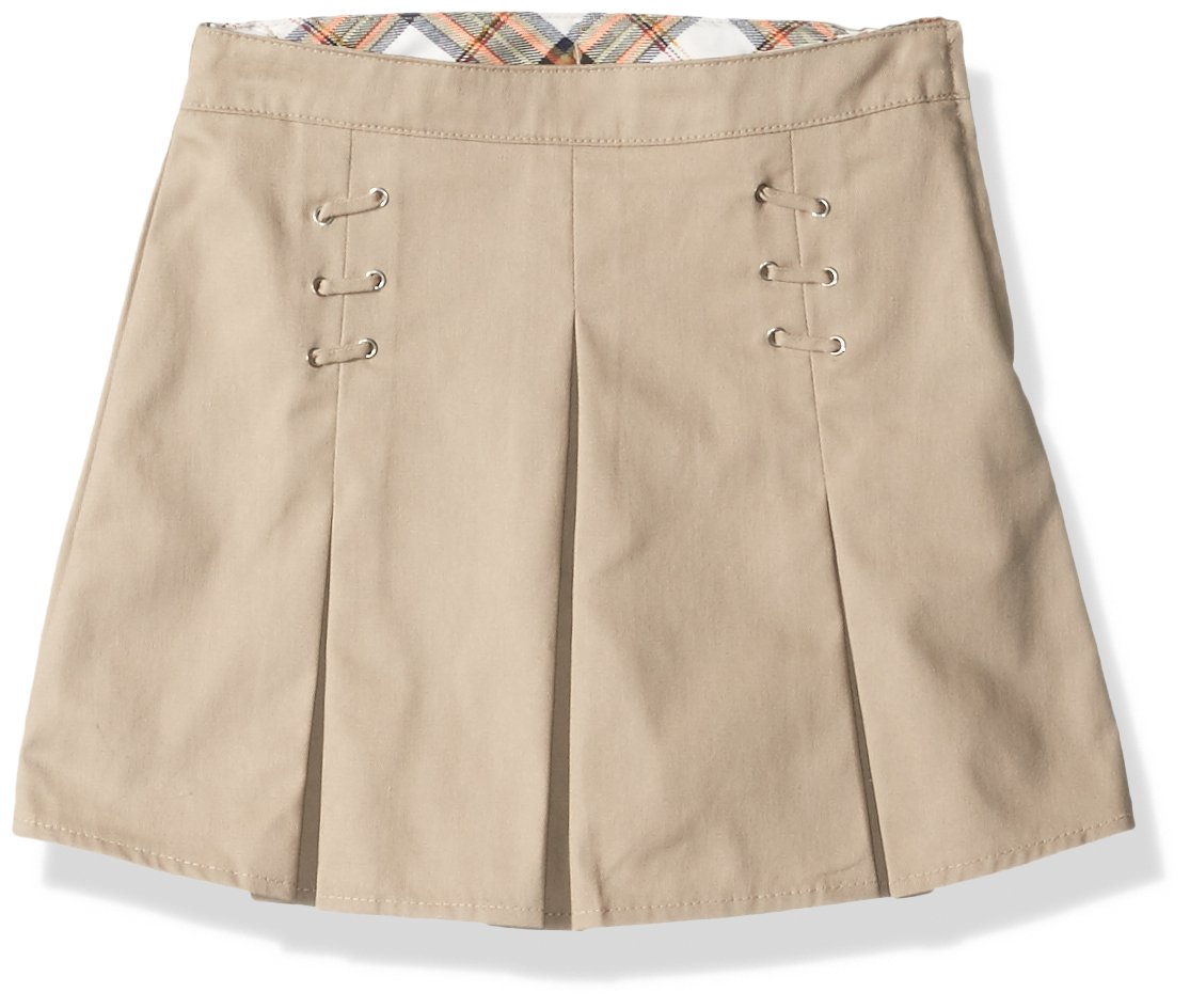 Eddie Bauer Little Girls' Scooter (More Styles Available), Twill Khaki-AGHG, 5