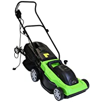 Charles Bentley 38cm 1800W Electric Wheeled Lawnmower