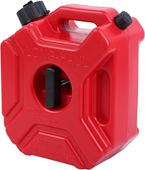 Samger Samger 3l Rot Kraftstofftank Benzinkanister Für Atv Utv Motorrad Auto