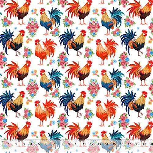 (Variety Home Decor Prints Milliken Fabric 60