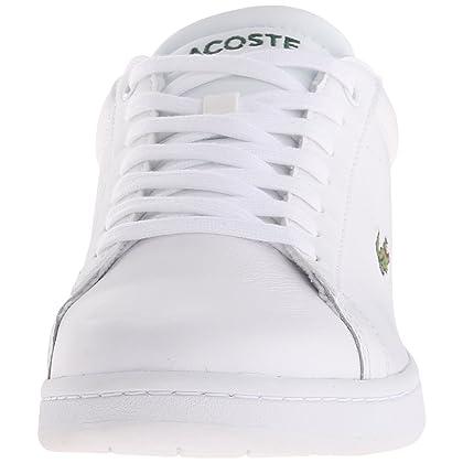 a12dece483d ... Lacoste Men s Carnaby Evo LCR Casual Shoe Fashion Sneaker