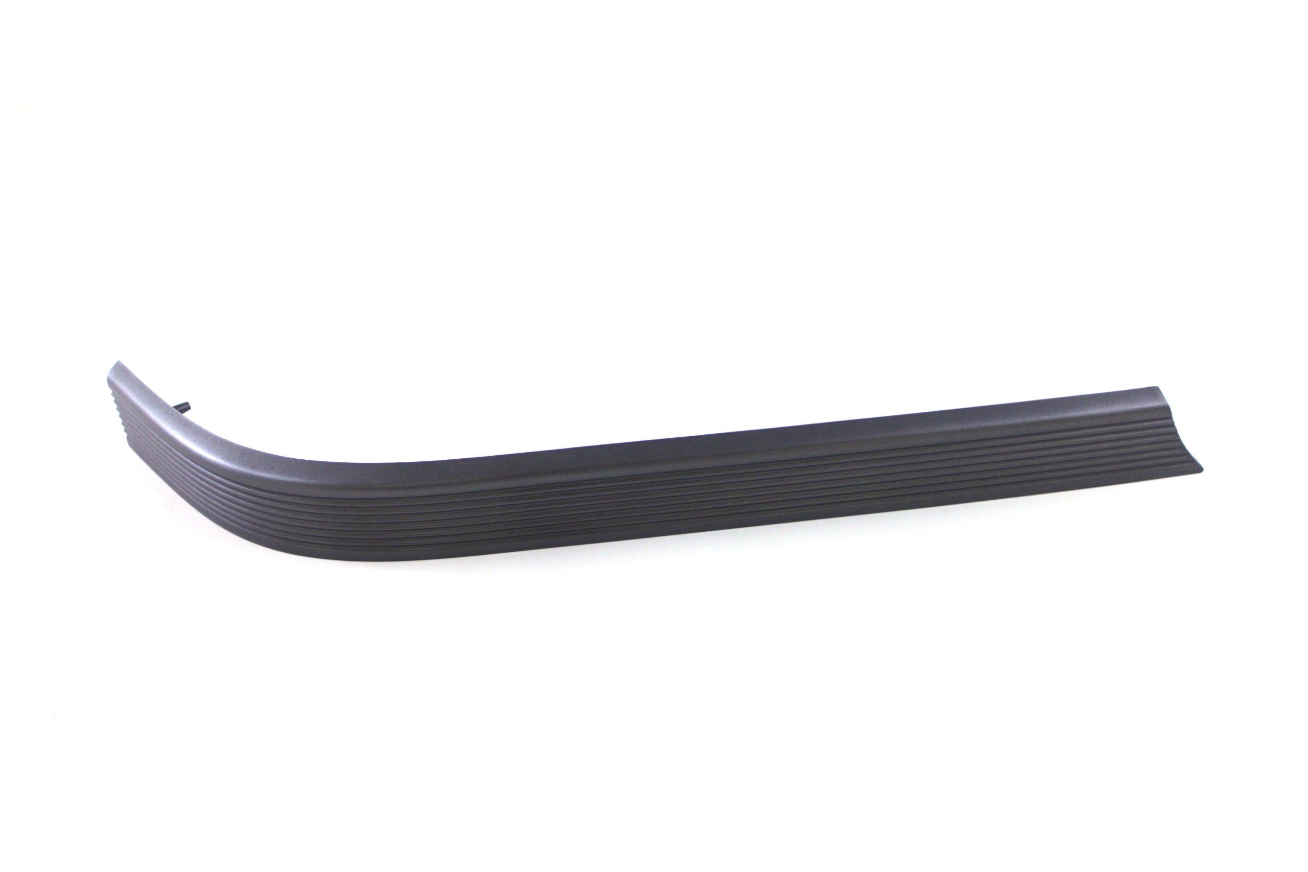 Genuine GM Parts 10156794 Passenger Side Front Bumper Impact Strip