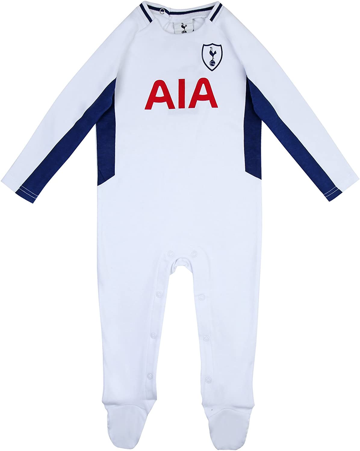 Bodysuits Baby Boys 0 24m Home And Away Kits Tottenham Baby Grows Spurs Bodysuit Babygrow Thfc Tottenham Baby Grow Tottenham Hotspur Shirt Kubicolab It