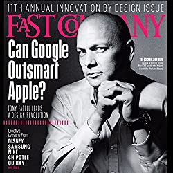 Audible Fast Company, October 2014