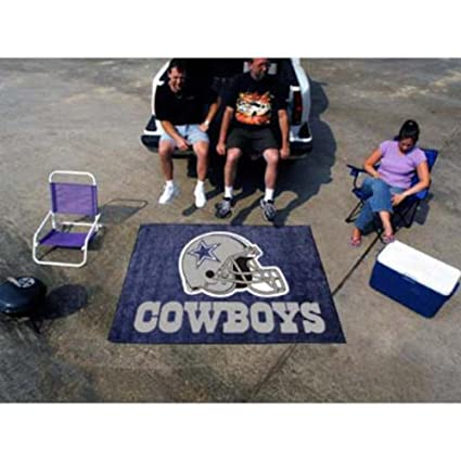 Nfl Dallas Cowboys Tailgater Rug
