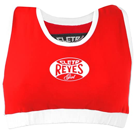 Cleto Reyes Protective Sports Bra at Amazon Women s Clothing store