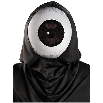 giant eyeball mask costume accessory