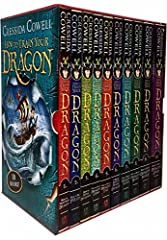 The hilarious exploits of Hiccup Horrendous Haddock the Third - the smallish Viking with a longish name. Can he become the Hero everyone expects him to be? Read the bestselling series that inspired the hit DreamWorks film How to Train Your Dr...