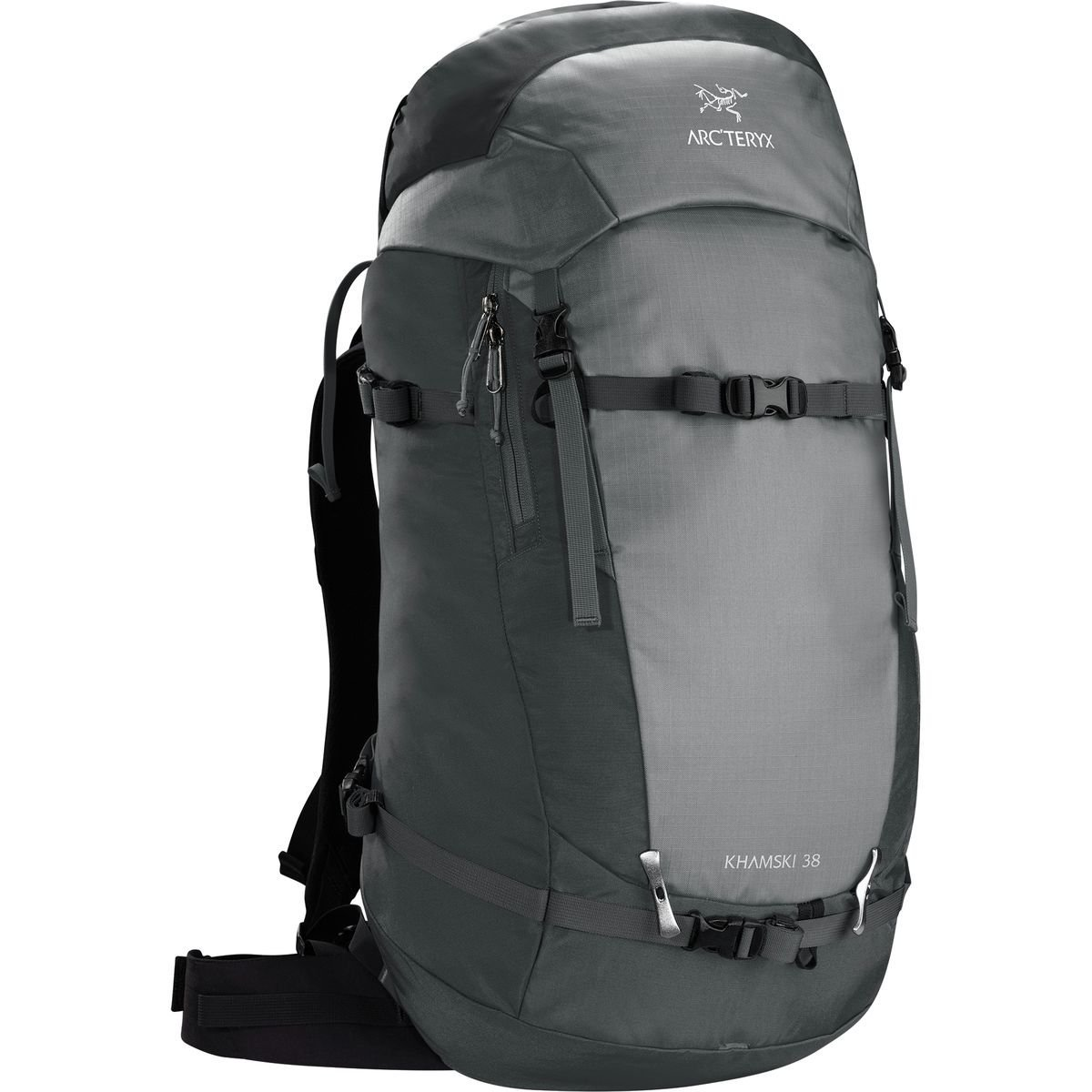 Arc'teryx Khamski 38 Backpack - 2319-2807cu in Mercury, Reg by Arc'teryx