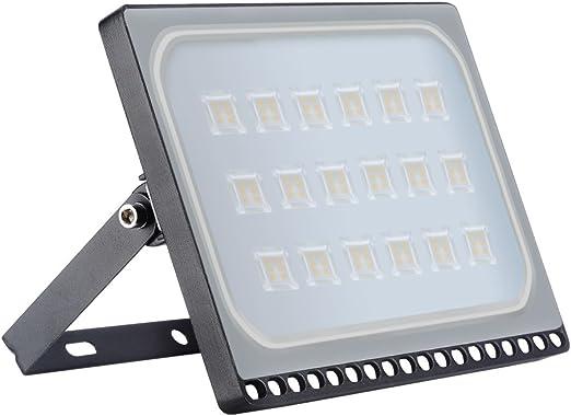 Foco proyector LED 10W 20W 30W 50W 100W 150W 200W 300W 500W para ...