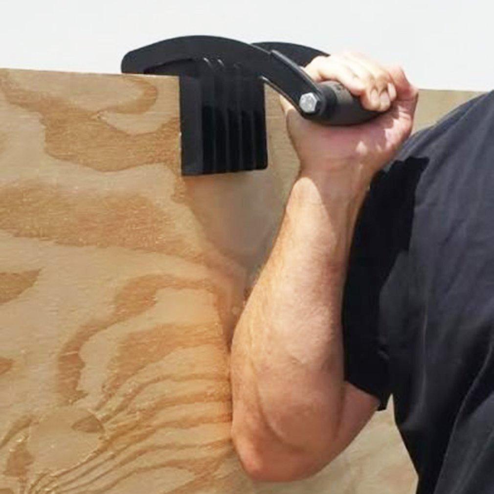 Advanced Gorilla Greifer Board Lifter Gorilla Greifer tragbare Gr/ö/ße praktisch Gorilla Greifer Paneelwagen Ergonomisches Design hochfesten Sperrholz Carrier Handlicher Griff Board Lifter
