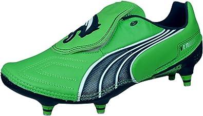 PUMA V1.11 K SG Mens Leather Soccer