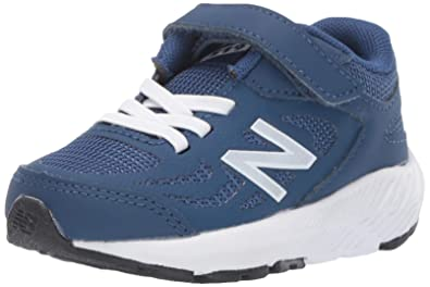 8b3d9872ce46f New Balance Kids' 519v1 Hook and Loop Running Shoe