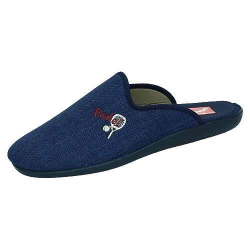 MADE IN SPAIN 022 Chinelas Verano Hombre Zapatillas CASA: Amazon.es: Zapatos y complementos