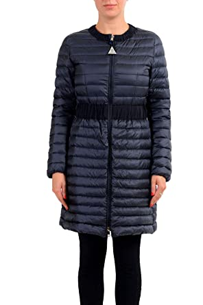 807860a58 Amazon.com: Moncler Women's HODENITE Lightly Insulated Down Jacket ...