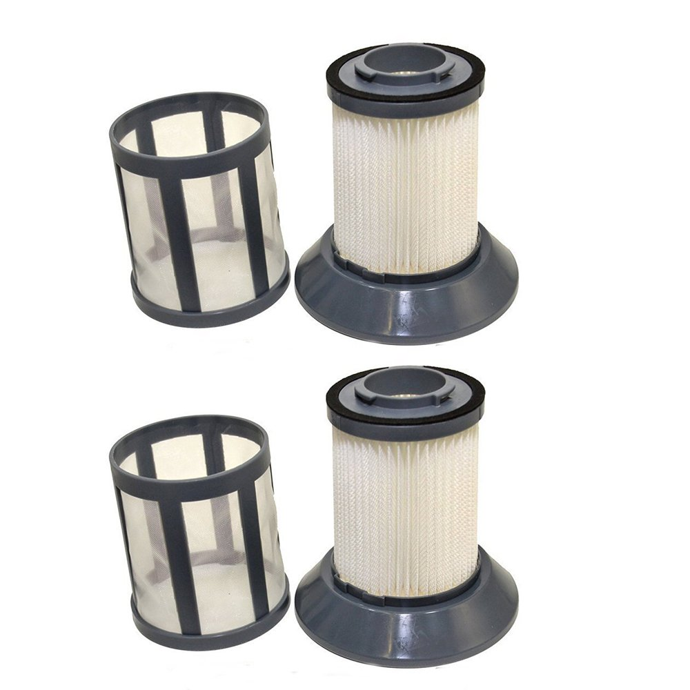 Mumaxun 2pcs Dirt Cup Filter for Bissell 6489, 64892, 64894 Zing Bagless Canister Vacuum Cleaner Replace 203-1772, 203-1532