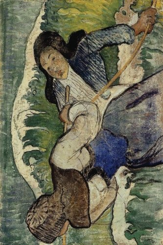 """Download """"Kelp Gatherers"""" by Paul Gauguin - 1890: Journal (Blank / Lined) (Art of Life Journals) pdf epub"""