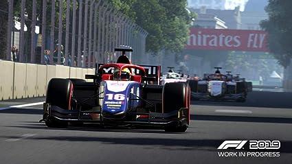 Juego F1 2019 PS4: Amazon.es: Videojuegos