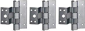 Exterior Door Hinge for Elixir Mobile Homes Combination Doors 3 Pack