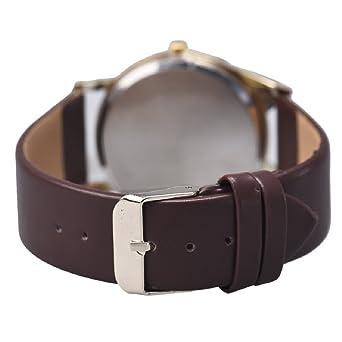 Amazon.com: Lookatool® Cute Glasses Cat Women Analog Quartz Dial Wrist Watch (Blue): Health & Personal Care