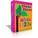 Chicka Chicka ABCs and 123s Collection: Chicka Chicka ABC; Chicka Chicka 1, 2, 3; Words