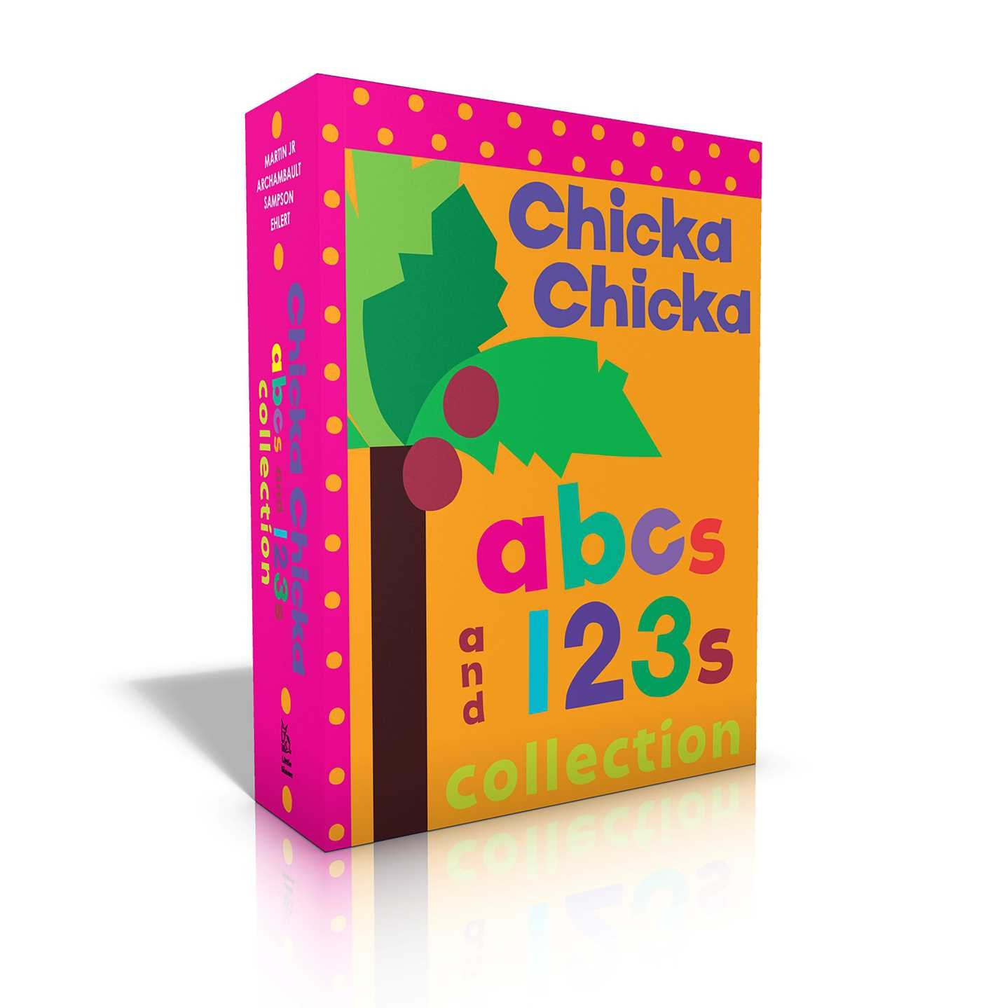 Chicka Chicka ABCs and 123s Collection: Chicka Chicka ABC; Chicka Chicka 1, 2, 3; Words (Chicka Chicka Book, A) pdf