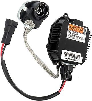 HID Xenon Headlight Ballast Control For 2006 2007 2008 2009 Infiniti M35 3.5L