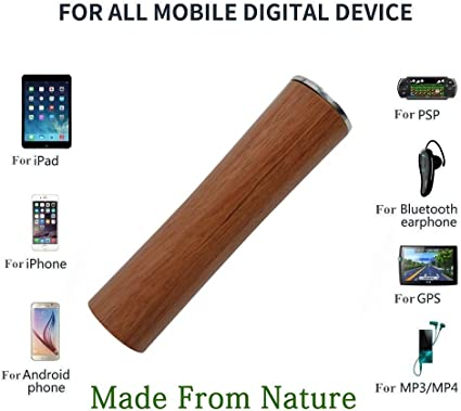Solar Power Bank Mobile External Battery Charger For iPod iPhone BlackBerry PSP