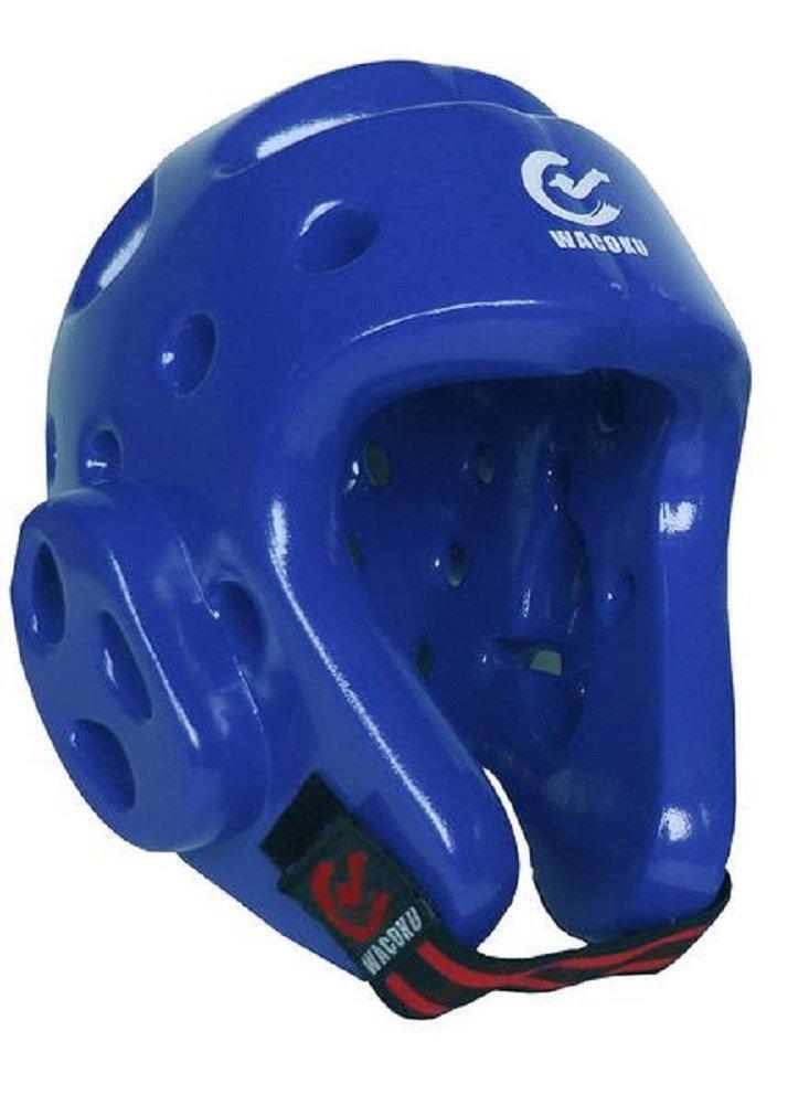 Wacoku ブルー WTF B01I3YJ4WY Headgear World – World Tae Kwon Doフェデレーション承認 Small ブルー B01I3YJ4WY, ヒガシスミヨシク:622d2139 --- capela.dominiotemporario.com
