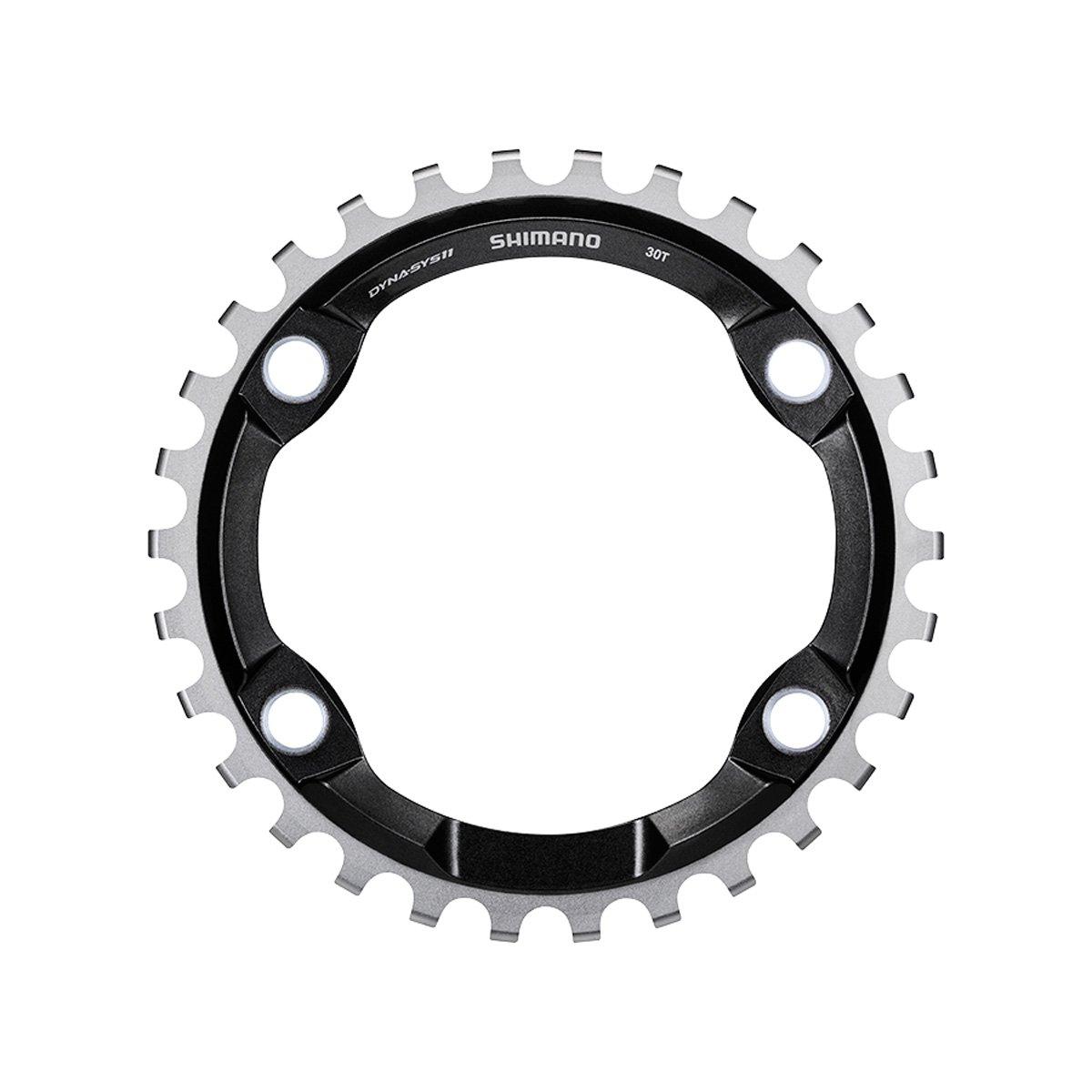 Shimano Deore XT m8000マウンテン自転車Chainring – sm-crm81 B01K89U4B2 30T|1色 1色 30T