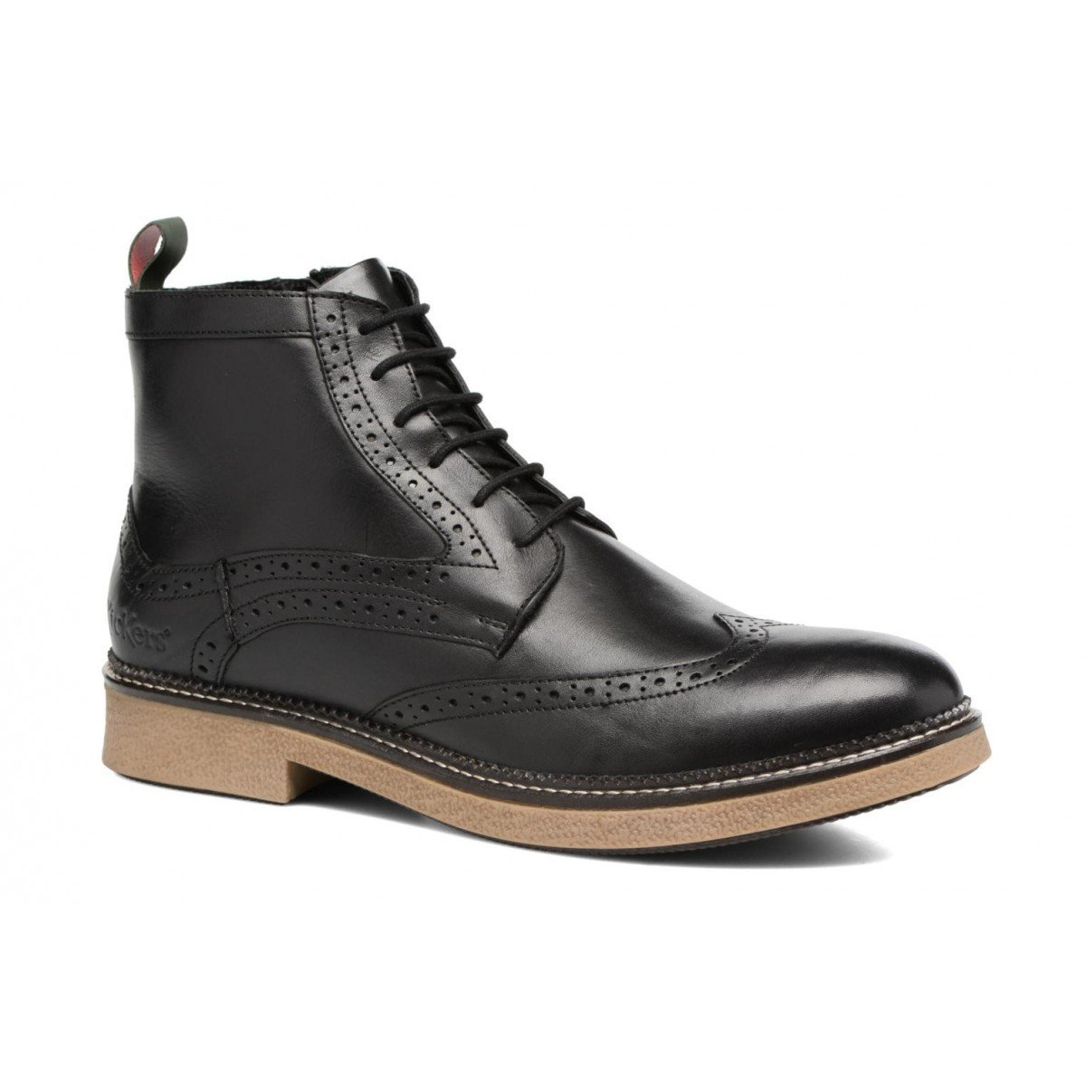 85ab8b46cabb5d Kickers Fortino, Bottines Classiques Homme: Amazon.fr: Chaussures et Sacs