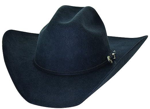 Bullhide Kingman 4X Grey Felt Cowboy Hat 0550GR at Amazon Men s Clothing  store  b3c432ff43e