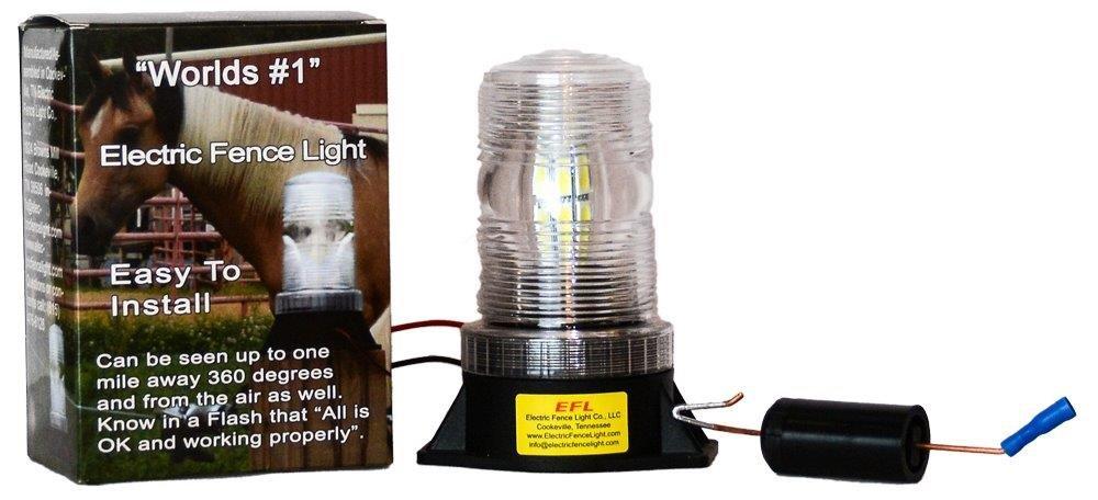 EFL Electric Fence Light LED Bulb by EFL
